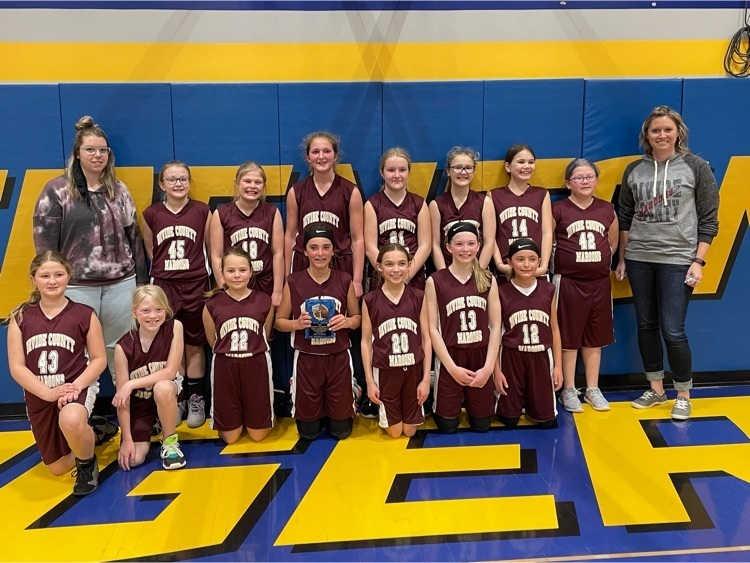 Elementary Girls Basketball Team